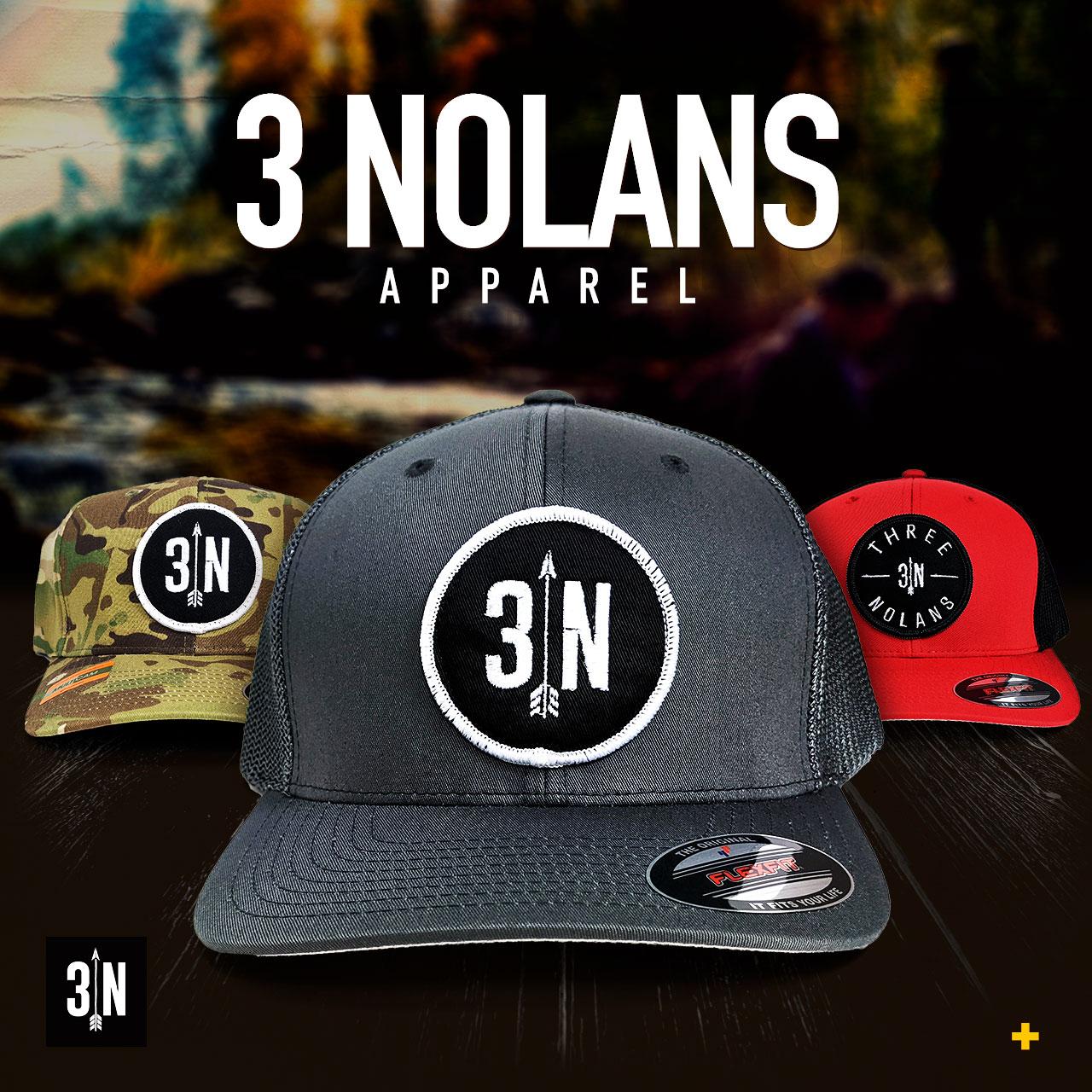 3 Nolans Apparel